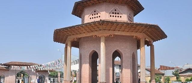 مقبره میرزا کوچک جنگلی