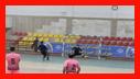 مسابقات نیمه نهایی فوتسال آتش نشانان شهر باران/ به روایت تصویر