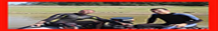 مانور غواصی و قایقرانی آتش نشانی رشت در سد خاکی سقالکسار /به روایت تصویر
