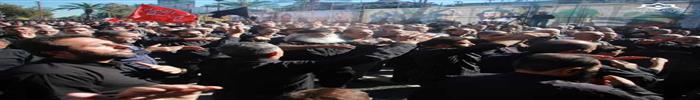 سازمان فرهنگی اجتماعی وورزشی شهرداری رشت : گزارش تصویری گردهمایی بزرگ اربعین با حضور دلدادگان سرور و سالار شهیدان