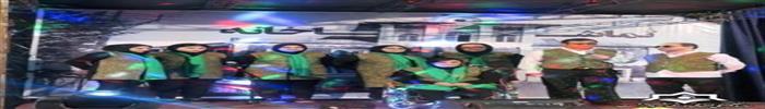 سازمان فرهنگی اجتماعی وورزشی شهرداری رشت :گزارش تصویری استقبال چشمگیر مردم از برنامه های تماشاخانه سازمان فرهنگی، اجتماعی و ورزشی شهرداری رشت به مناسبت روز جهانی معلولین