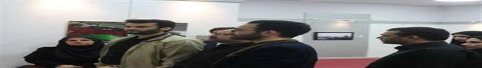 سازمان فرهنگی ، اجتماعی و ورزشی شهرداری رشت : افتتاحیه نمایشگاه عکس هنرعاشورایی