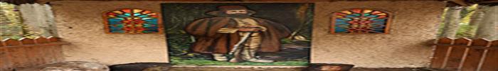 نصب تابلوی معرق برجسته میرزا کوچک خان جنگلی به مناسیت سالروز شهادت این روحانی مبارز به همت سازمان سیما، منظر و فضای سبز شهری شهرداری رشت