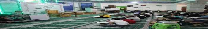 سازمان فرهنگی ، اجتماعی و ورزشی شهردارن محفل انس با قرآن کریم در مسجد امیرالمؤمنین (ع) حافظ آبادی رشت:برگزاری سومی