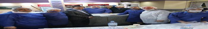 شهرداررشت باهمراهی ریاست محترم شورای اسلامی شهررشت و حمیدرضامحمدی رئیس سازمان  فرهنگی،اجتماعی و ورزشی شهرداری رشت ازموکب خدام العترت بازدید کردند