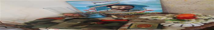 دیدار رییس کمیسیون فرهنگی اجتماعی و گردشگری شورای اسلامی شهر رشت و مدیران شهرداری رشت با خانواده شهید مدافع حرم سجاد طاهر نیا