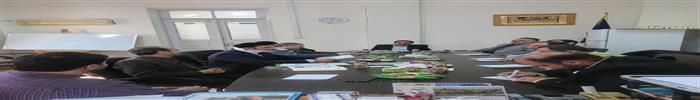 نشست کارگروه  قران وعترت باحضور سرپرست سازمان فرهنگی،اجتماعی و ورزشی به منظور برنامه ریزی برنامه های پیش رو برگزارشد.