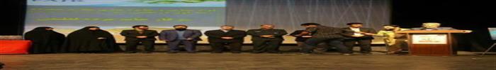 سازمان فرهنگی اجتماعی و ورزشی شهرداری رشت :گزارش تصویری اختتامیه جشنواره استانی عکس و شعر بسیج هنرمندان گیلان