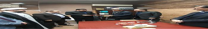 مراسم معارفه سرپرست سازمان فرهنگی ،اجتماعی و ورزشی شهرداری رشت برگزارشد