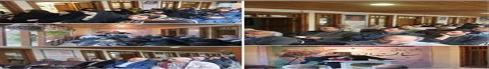 گزارش تصویری از جشن شعربه مناسبت هفته جهانی سالمندان به همت سازمان فرهنگی،اجتماعی و ورزشی شهرداری  رشت و اداره بهزیستی شهرستان رشت درخانه میرازکوچک جنگلی برگزارشد