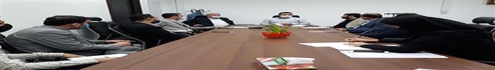 برگزاری جلسه تصمیم گیری در خصوص تشکیل کمیته ارزیابی در مناطق پنجگانه در معاونت شهرسازی و معماری شهرداری رشت
