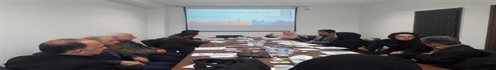 برگزاری دومین میزگرد تخصصی «بازخوانی آیین ها و سنن شهر رشت » با حضور فرهیختگان حوزه فرهنگی و هنری شهر رشت