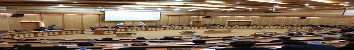 برگزاری اختتامیه جشنواره شهید رجایی و تجلیل از دستگاههای اجرایی برتر گیلان در سالن الغدیر استانداری گیلان