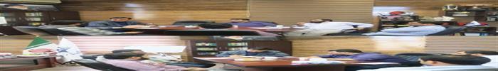 به گزارش امورارتباطات سازمان فرهنگی، اجتماعی و ورزشی شهرداری رشت :جلسه ی مشترک با مسئولین هیأت رزمندگان اسلام در خصوص برنامه های دهه ی ولایت (عید قربان تا عید غدیر)