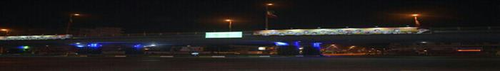 تقاطع غیر همسطح میدان گاز